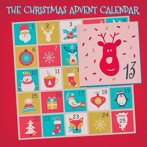 The Christmas Advent Calendar, 13Th von Various Artists
