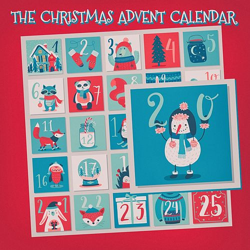 The Christmas Advent Calendar, 20Th by Spirit Of Gospel
