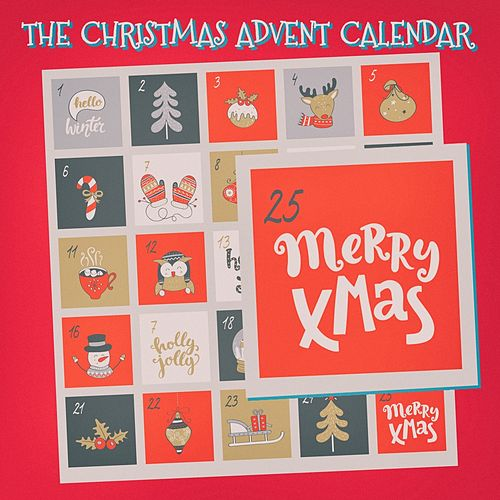 The Christmas Advent Calendar, It's Christmas Day! by Various Artists