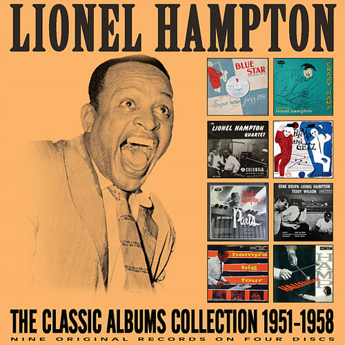 The Complete Albums Collection: 1951-1958 de Lionel Hampton