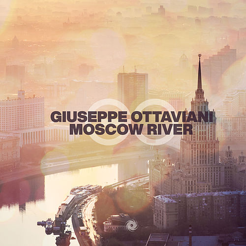 Moscow River by Giuseppe Ottaviani