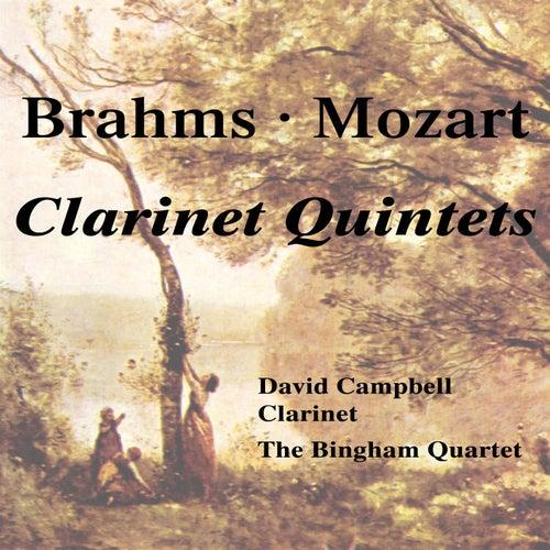Brahms & Mozart: Clarinet Quintets von David Campbell