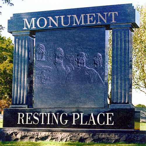 Resting Place by Monument