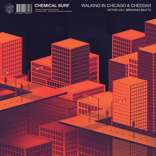 Walking In Chicago & Cheddar von Chemical Surf
