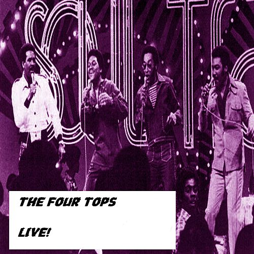 Live! de The Four Tops