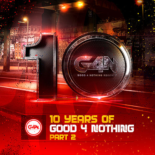 10 Years Of Good4Nothing Records Lp Part 2 de Various Artists