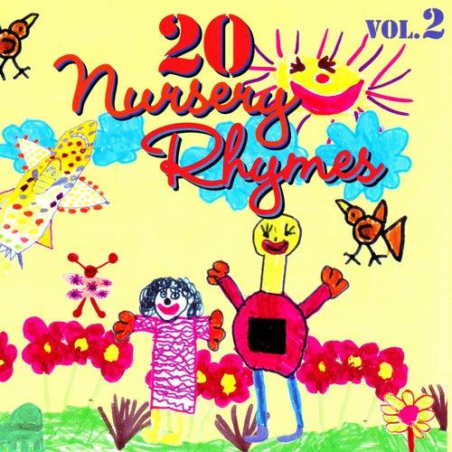20 Nursery Rhymes Vol. 2 von United Studio Orchestra