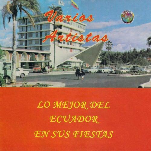 Lo Mejor del Ecuador en Sus Fiestas de German Garcia