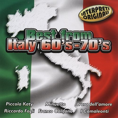 Best From Italy 60' S - 70' S von Various Artists