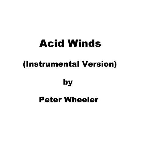 Acid Winds (Instrumental Version) de Peter Wheeler
