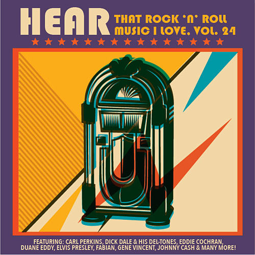 Hear That Rock 'n' Roll Music I Love, Vol. 24 by Various Artists