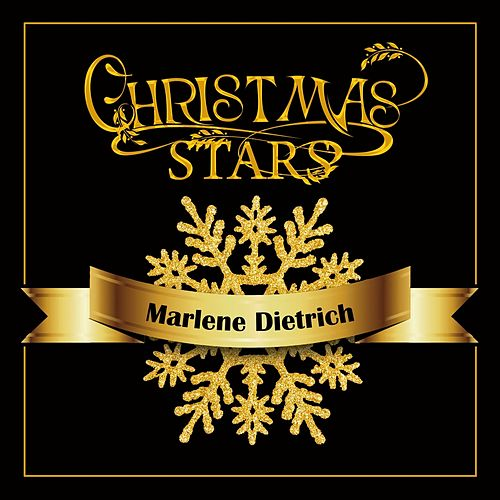 Christmas Stars: Marlene Dietrich de Marlene Dietrich