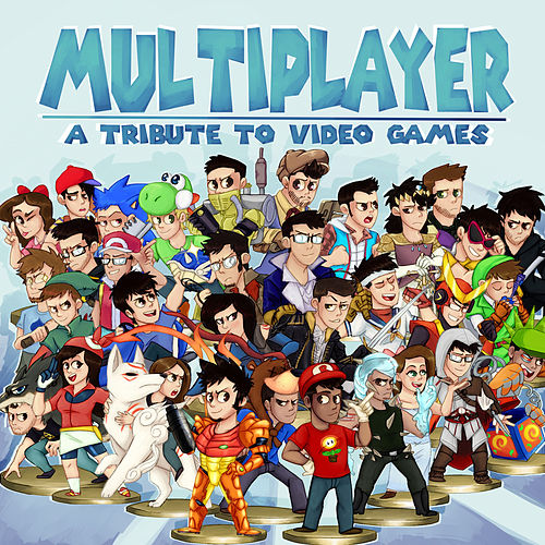 Multiplayer: A Tribute to Video Games de Multiplayer Charity