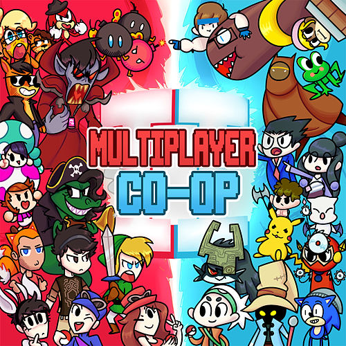 Multiplayer II: Co-Op de Multiplayer Charity