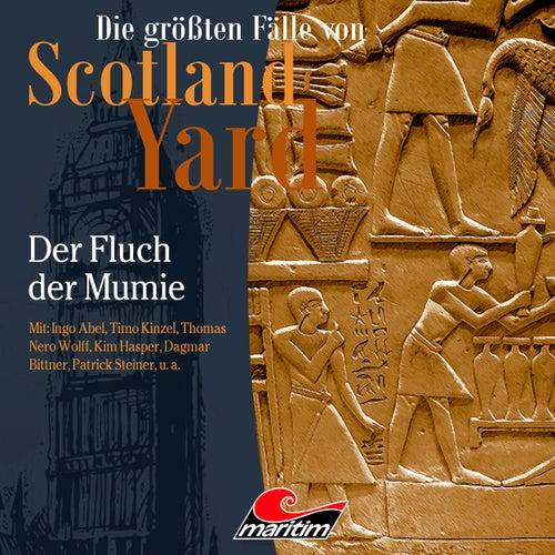 Folge 40: Der Fluch der Mumie von Die größten Fälle von Scotland Yard
