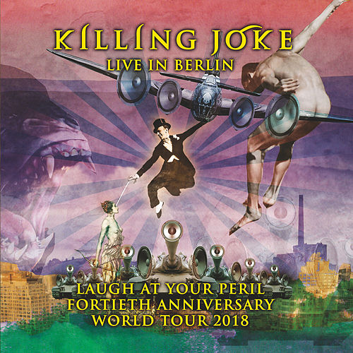 Live in Berlin de Killing Joke