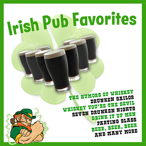 Irish Pub Favorites by Patrick Day
