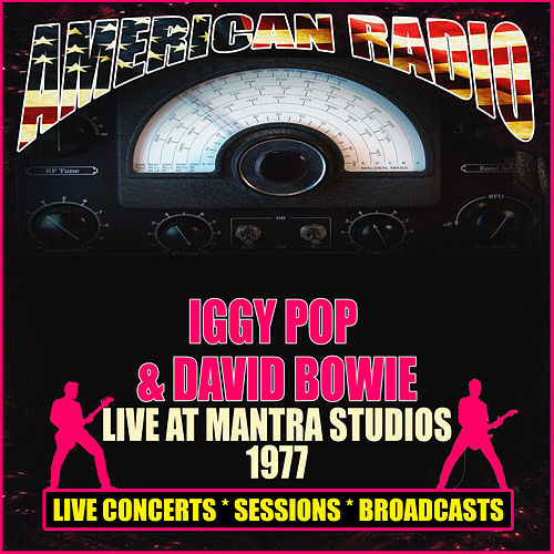 Live at Mantra Studios 1977 (Live) de Iggy Pop