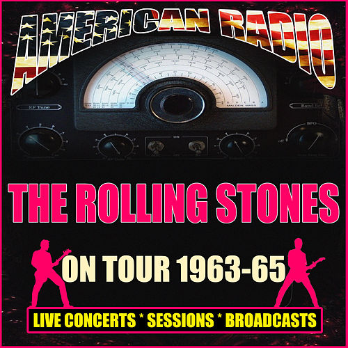 On Tour 1963-65 (Live) von The Rolling Stones
