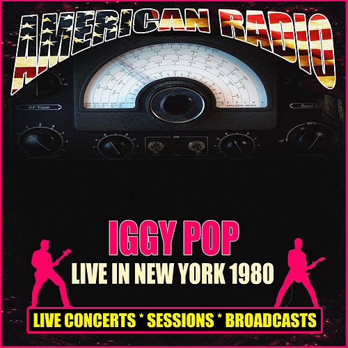 Live New York 1980 (Live) di Iggy Pop