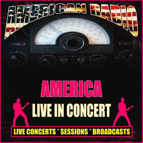 Live in Concert (Live) de America