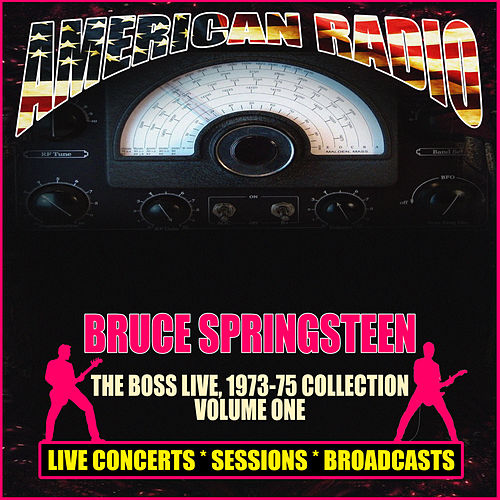 The Boss Live, 1973-75 Collection - Volume One (Live) de Bruce Springsteen