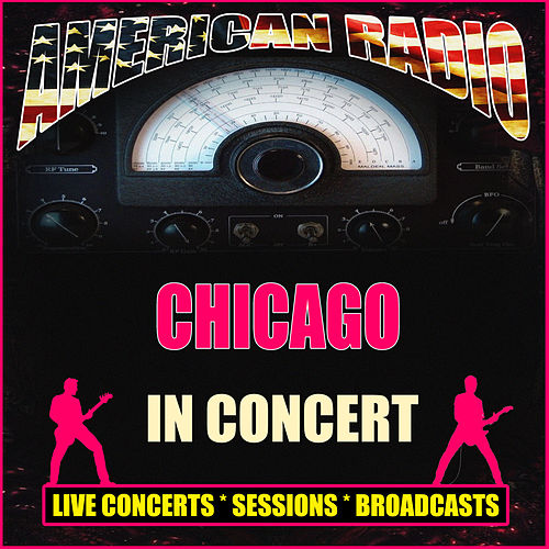 In Concert (Live) de Chicago