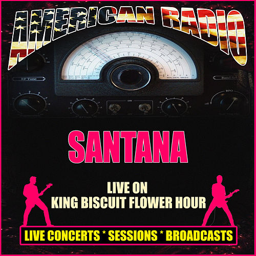 Live On King Biscuit Flower Hour (Live) de Santana