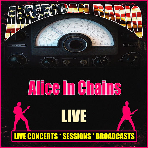 Live (Live) de Alice in Chains