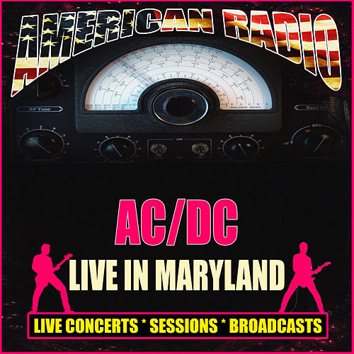 Live In Maryland (Live) de AC/DC