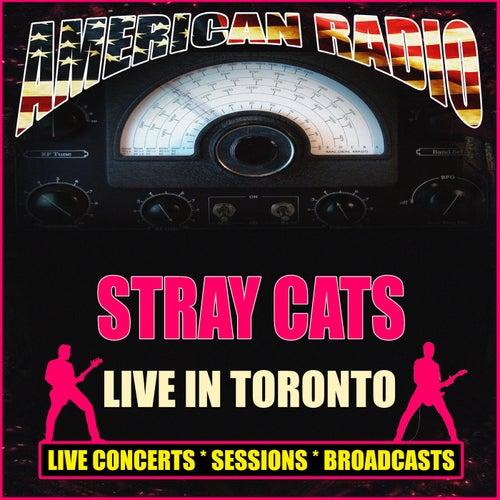 Live in Toronto (Live) van Stray Cats