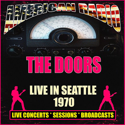 Live in Seattle 1970 (Live) de The Doors