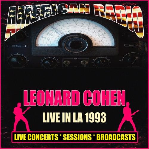 Live in LA 1993 (Live) de Leonard Cohen