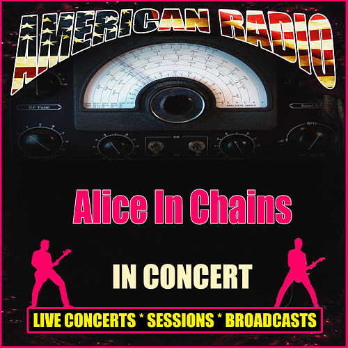 In Concert (Live) de Alice in Chains
