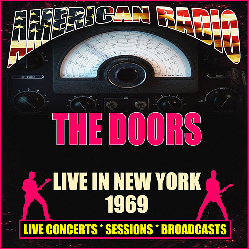 Live in New York 1969 (Live) by The Doors