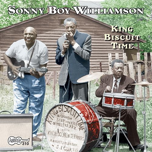 King Biscuit Time de Sonny Boy Williamson