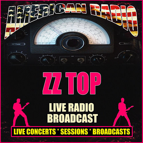 Live Radio Broadcast (Live) de ZZ Top