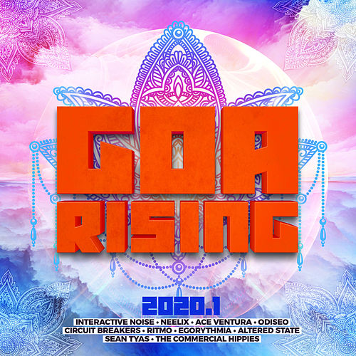 Goa Rising 2020.1 de Various Artists