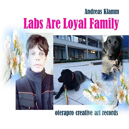 Labs Are Loyal Family by Andreas Klamm