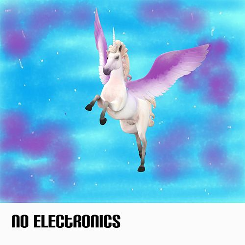 No Electronics by Jaymz Dare