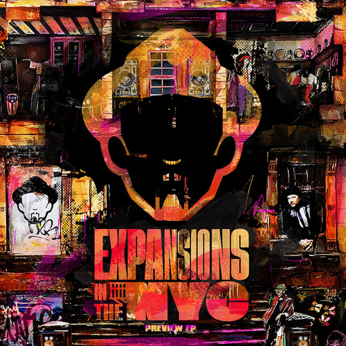 Expansions In The NYC Preview EP de Little Louie Vega