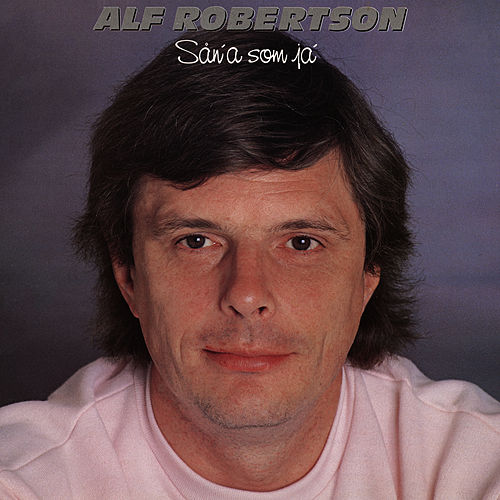 Såna som ja´ von Alf Robertson