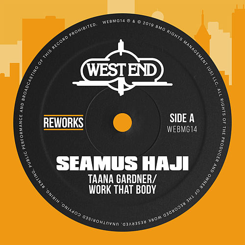 Work That Body (Seamus Haji Reworks) by Taana Gardner