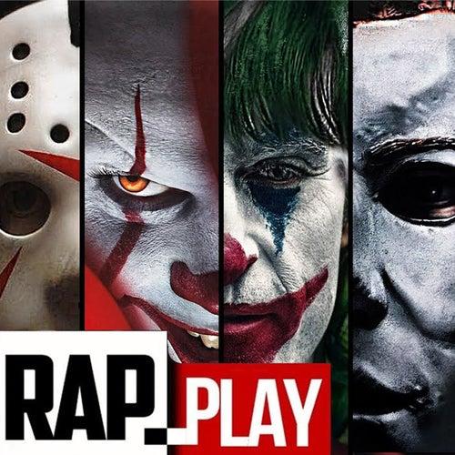 Pennywise, Jason Voorhees, Chucky vs Joker, Michael Myers & Jigsaw de Kronno Zomber