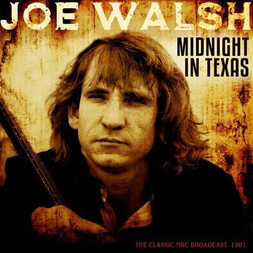Midnight in Texas de Joe Walsh