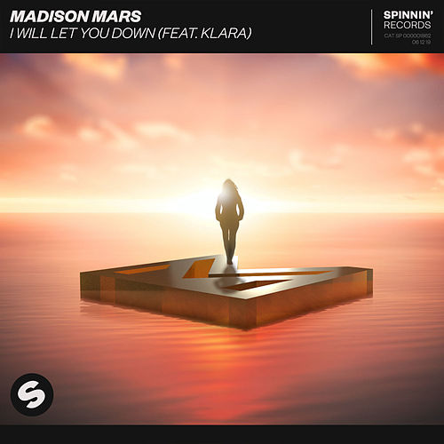 I Will Let You Down (feat. KLARA) de Madison Mars