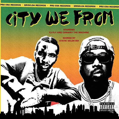 City We From by CJ Fly