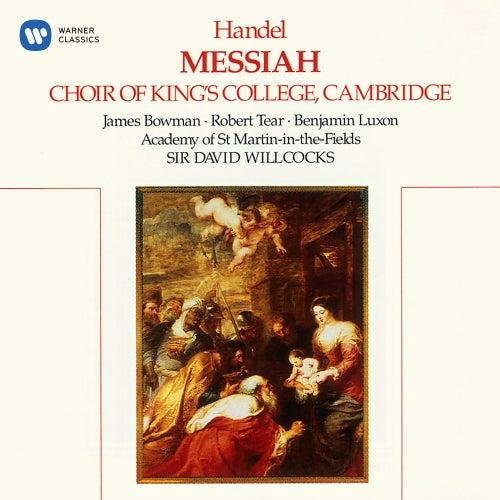 Handel: Messiah, HWV 56 von Choir of King's College, Cambridge