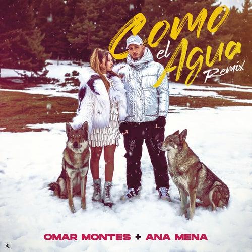Como el Agua (Remix) de Ana Mena
