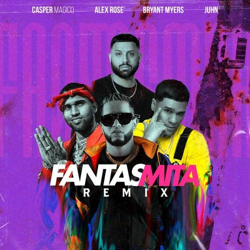 Fantasmita (Remix) von Casper Mágico